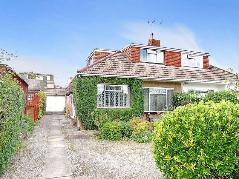3 Bedrooms Semi Detached Bungalow for sale in Court Farm Road, Longwell Green, Bristol
