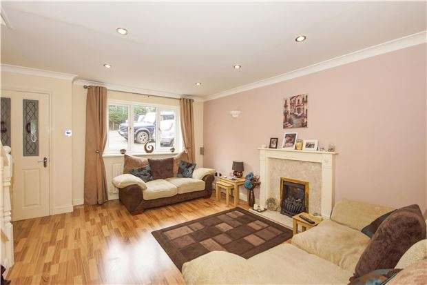 3 Bedrooms Semi Detached House for sale in Wedmore Close, Kingswood, BS15 9PF