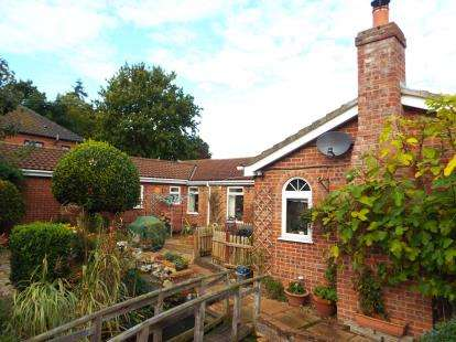 5 Bedrooms Bungalow for sale in Briston, Melton Constable, Norfolk