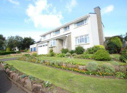 6 Bedrooms Detached House for sale in Overton Road, Strathaven