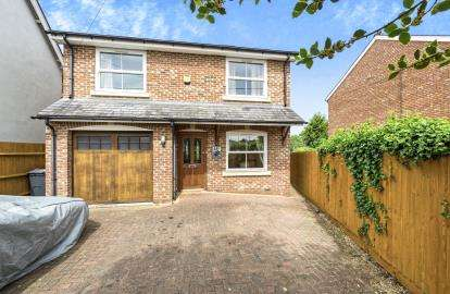 4 Bedrooms Detached House for sale in Greenfield Road, Flitton, Bedford, Bedfordshire