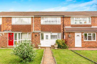 2 Bedrooms Terraced House for sale in Lanchester Drive, Banbury, Oxfordshire, Oxon