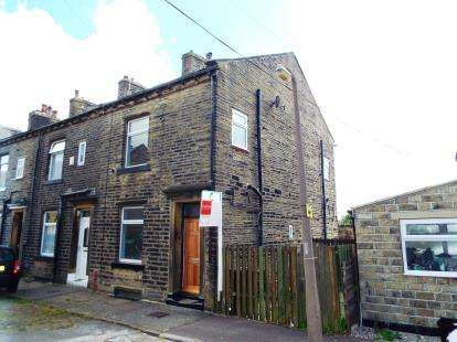 2 Bedrooms End Of Terrace House for sale in Thackray Street, Halifax, West Yorkshire