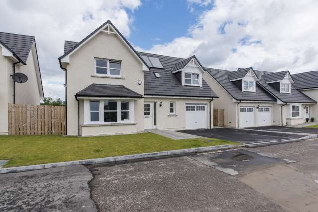 4 Bedrooms Detached House for sale in St. Thomas, Monymusk, Inverurie, Aberdeenshire, AB51 7HQ