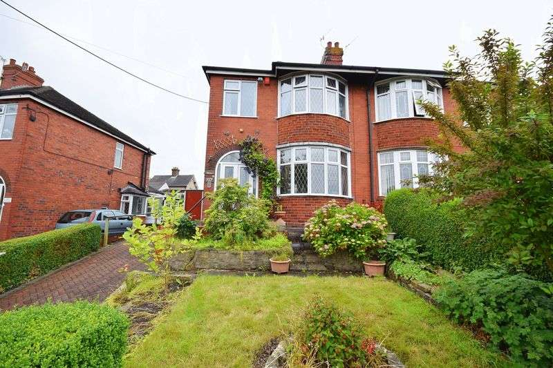 3 Bedrooms Semi Detached House for sale in Dividy Road, Bucknall
