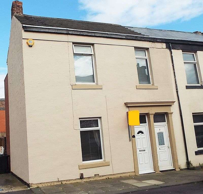 2 Bedrooms House for sale in Princes Street, North Shields