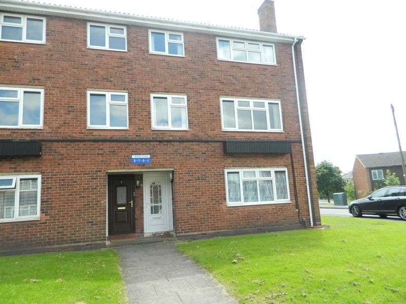 3 Bedrooms Flat for sale in Jenkins Close, Bilston