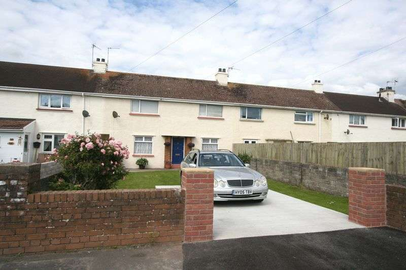 3 Bedrooms Terraced House for sale in Pantycelyn Place, St Athan