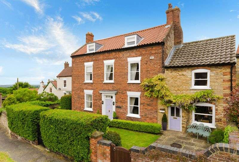 5 Bedrooms Detached House for sale in Wickentree, 5 Queen Street, Kirton Lindsey