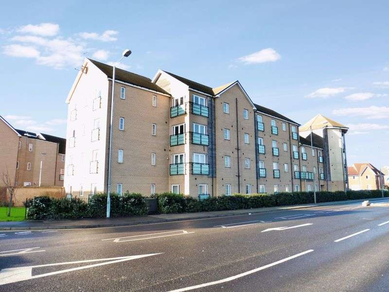 1 Bedroom Flat for sale in Daimler Drive, Dunstable