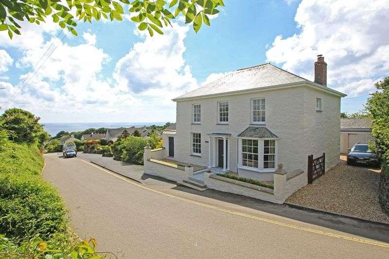 4 Bedrooms Detached House for sale in Gerrans, Portscatho