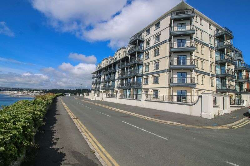 2 Bedrooms Flat for sale in Imperial Terrace, Onchan