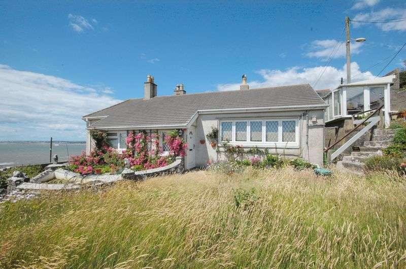 3 Bedrooms Semi Detached Bungalow for sale in Gorse Bank, Sutton Lane, Ogmore-by-Sea, Vale of Glamorgan, CF32 0PE