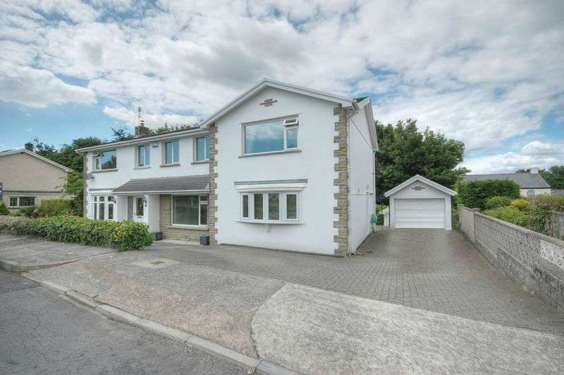 5 Bedrooms Detached House for sale in 16 Parklands, Corntown, Vale of Glamorgan, CF35 5BE