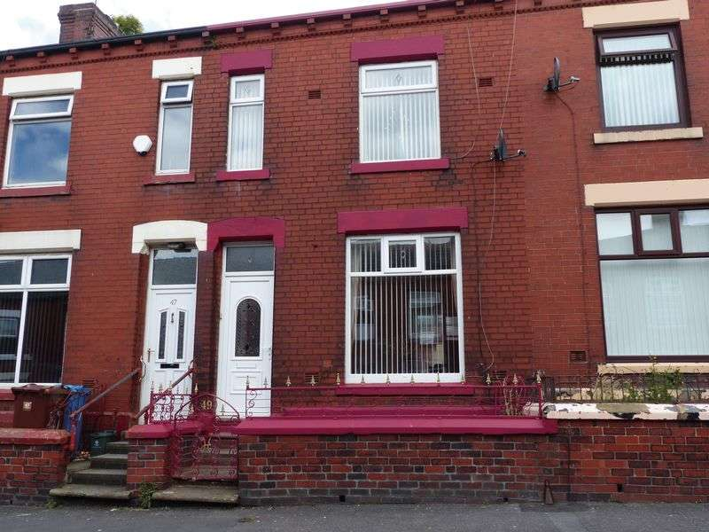 2 Bedrooms Terraced House for sale in Ronald Street, Clarksfield