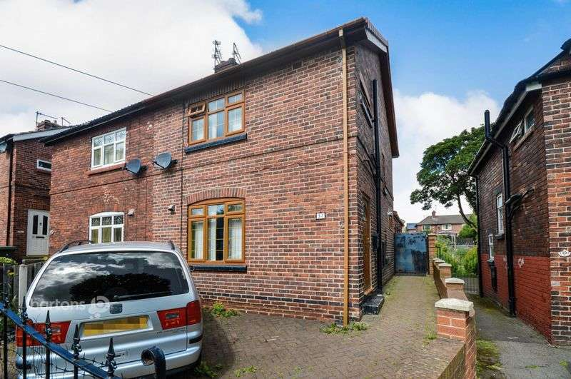 3 Bedrooms Semi Detached House for sale in Broadway East, East Dene, Rotherham