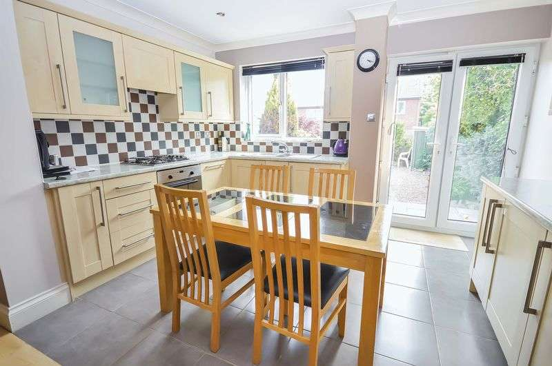 2 Bedrooms Terraced House for sale in 27 Kelvin Street, Mexborough, South Yorkshire