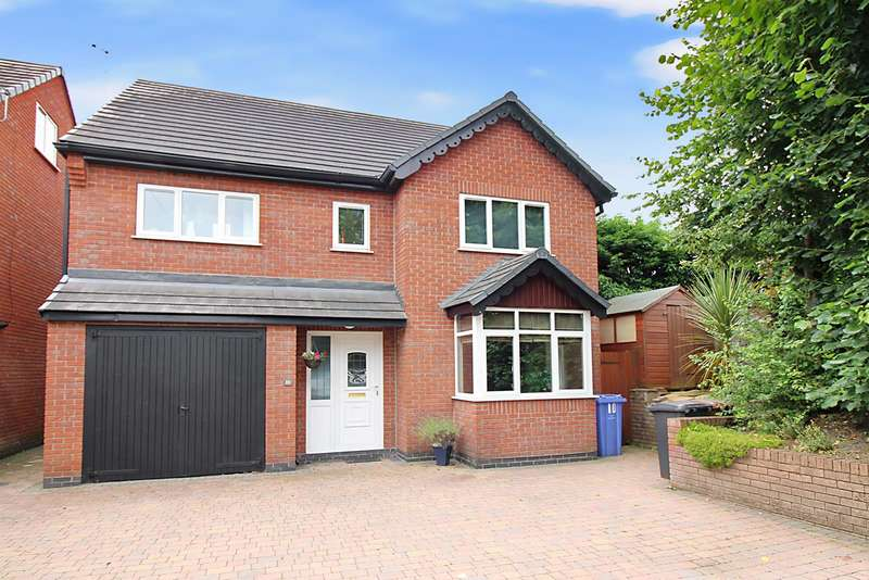 5 Bedrooms Property for sale in Smedleys Avenue, Sandiacre