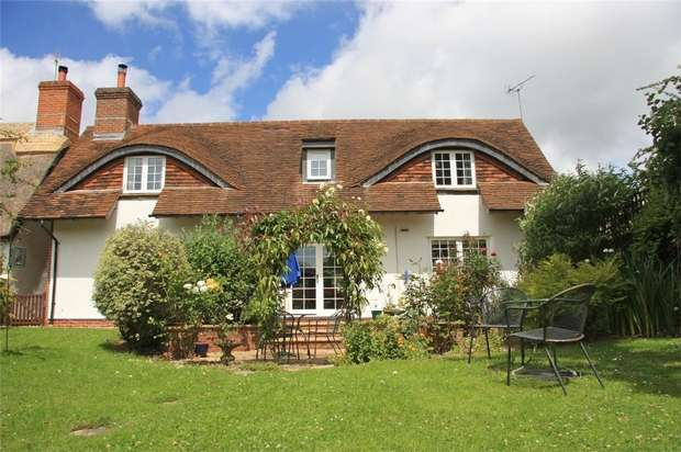 4 Bedrooms Detached House for sale in Micheldever, Winchester, Hampshire