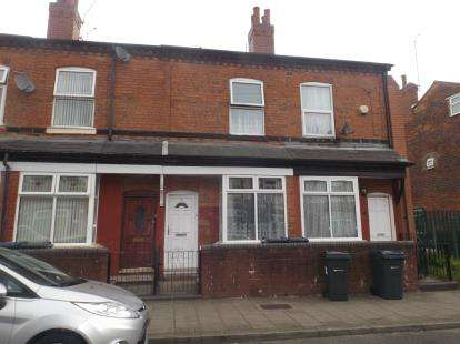 3 Bedrooms Terraced House for sale in Grasmere Road, Handsworth, Birmingham, West Midlands