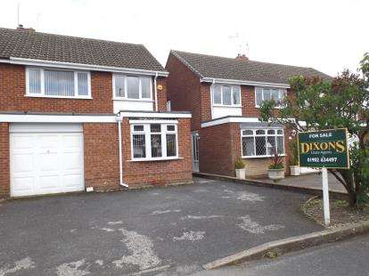 3 Bedrooms Semi Detached House for sale in Baynton Road, Willenhall, West Midlands