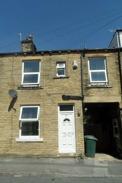 2 Bedrooms Terraced House for sale in Ewart Street, Gt Horton, BD7