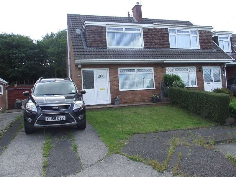 3 Bedrooms Property for sale in Westwinds Close, Waunarlwydd