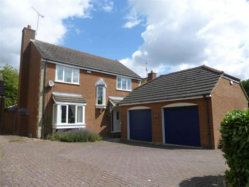 4 Bedrooms Property for sale in Whitefield Crescent, Peatmoor, Swindon