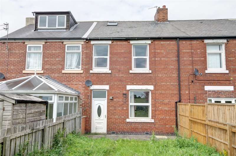 2 Bedrooms Terraced House for sale in South Street, Sherburn Village, Durham, DH6