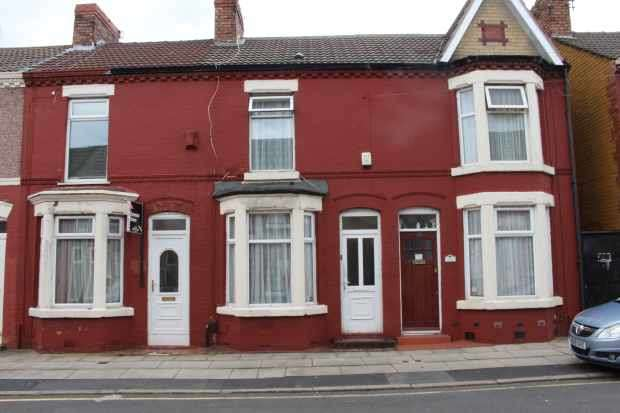 2 Bedrooms Terraced House for sale in Southgate Road, Liverpool, Merseyside, L13 5XZ