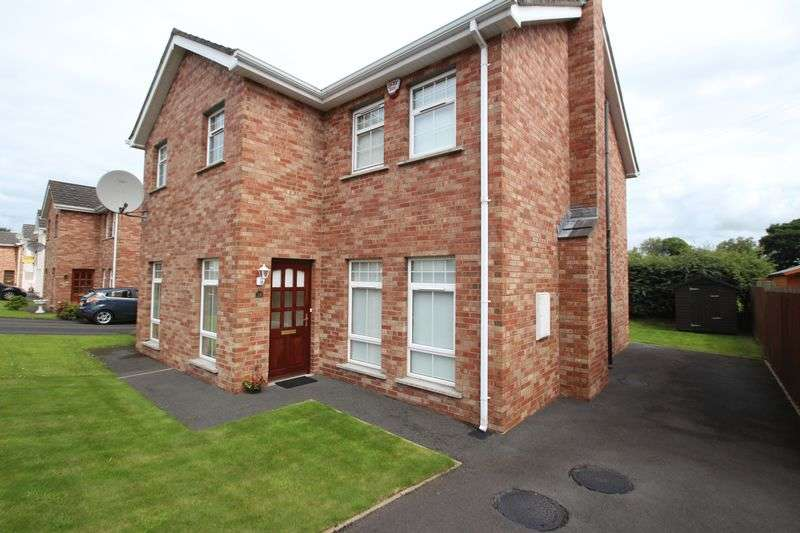 3 Bedrooms Semi Detached House for sale in 12 Birchdale Manor, Lurgan