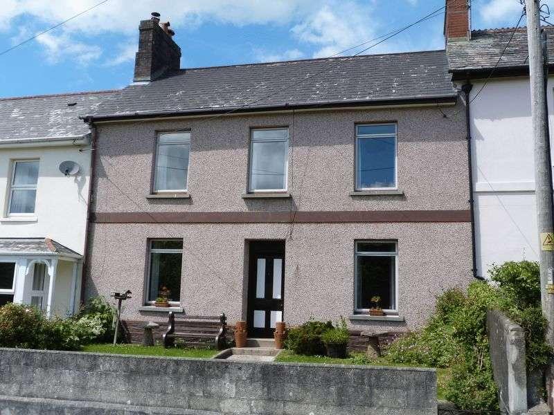 5 Bedrooms Terraced House for sale in Wadeland Terrace, Liskeard