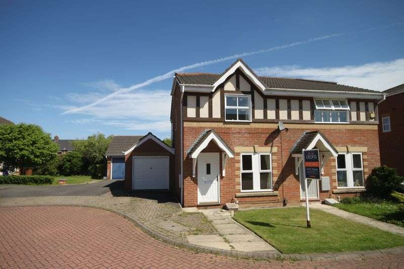 3 Bedrooms Semi Detached House for sale in BELGRAVE ROAD, SCARTHO PARK, GRIMSBY