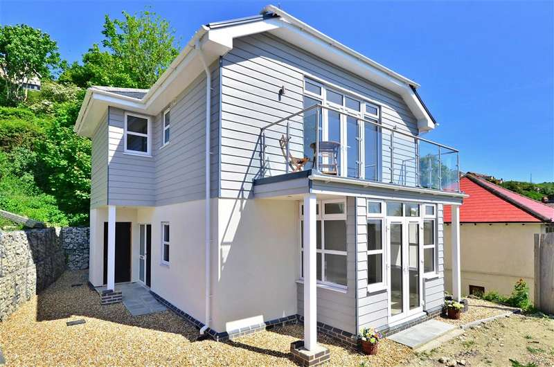 4 Bedrooms Detached House for sale in Gills Cliff Road, Ventnor, Isle of Wight