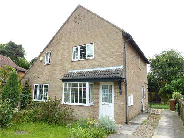 2 Bedrooms Semi Detached House for sale in PINE CLOSE, GREAT COATES, GRIMSBY