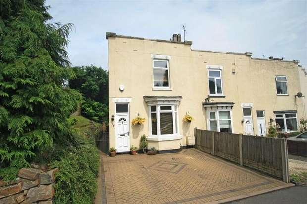 2 Bedrooms End Of Terrace House for sale in Sandy Lane, Tettenhall, Wolverhampton, West Midlands