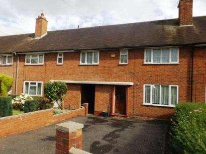 3 Bedrooms Terraced House for sale in Longfield Road, Northfield, Birmingham, West Midlands