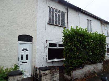 2 Bedrooms Terraced House for sale in Kersal Road, Prestwich, Manchester, Greater Manchester