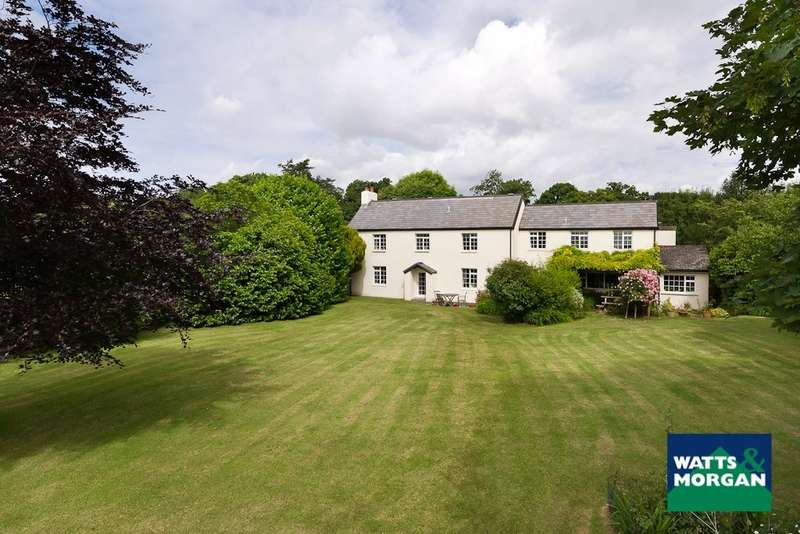 5 Bedrooms Detached House for sale in Colwinston, Vale Of Glamorgan, CF71 7NJ