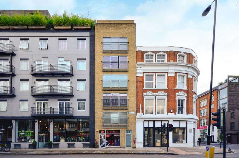 2 Bedrooms Flat for sale in Old Street, Old Street, EC1V