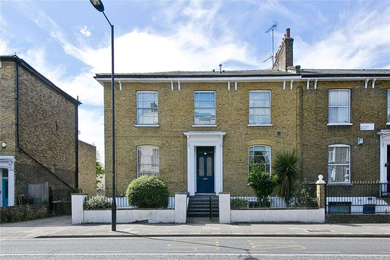 1 Bedroom Flat for sale in Graham Road, Hackney, E8