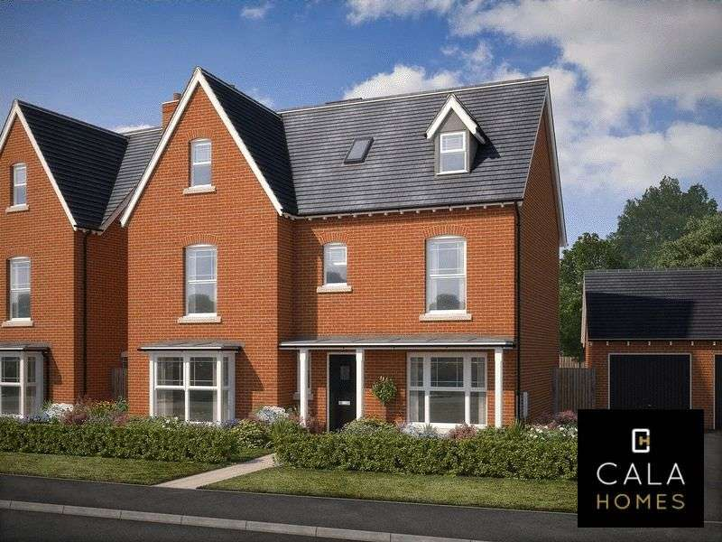 5 Bedrooms Detached House for sale in The Ledbury, Wychbury Fields, Hagley