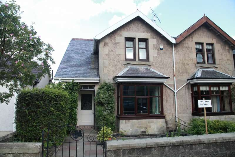 3 Bedrooms Semi Detached House for sale in Broompark Drive, Lesmahagow, South Lanarkshire, ML11