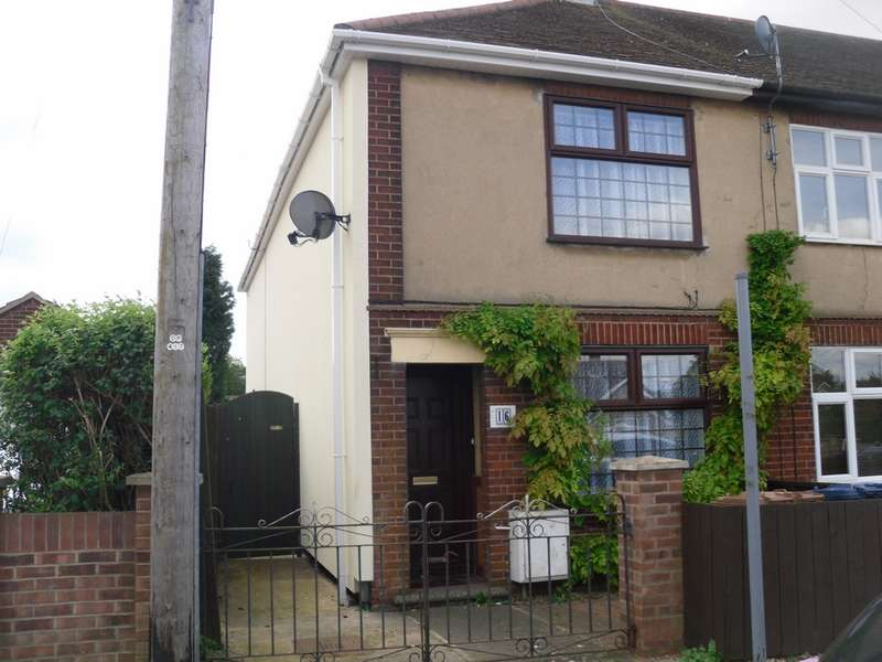 2 Bedrooms House for sale in Bassenhally Road, Whittlesey, PE7