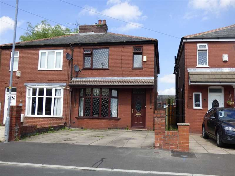 3 Bedrooms Property for sale in Clifton Street, Failsworth, Manchester, M35
