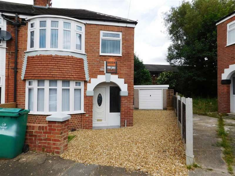 3 Bedrooms Property for sale in Thirsfield Drive, Manchester, Manchester