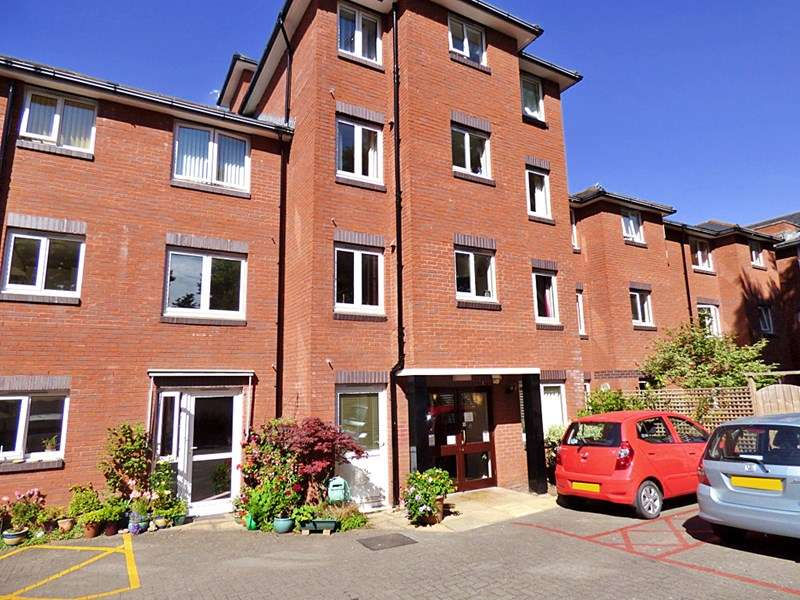 1 Bedroom Retirement Property for sale in Montpelier Court, Exeter, EX4 4DP