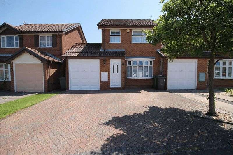 3 Bedrooms House for sale in Silver Birch Close, Little Stoke