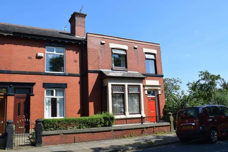 2 Bedrooms Terraced House for sale in Summit Street, Heywood