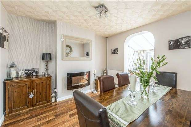 3 Bedrooms Semi Detached House for sale in Wallace Road, BATH, Somerset, BA1